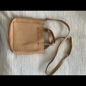 Madewell mini tote crossbody bag
